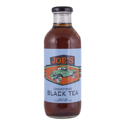 Te Helado Negro Low Sugar Joe Tea 590 mL