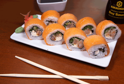 Sake ebi tempura