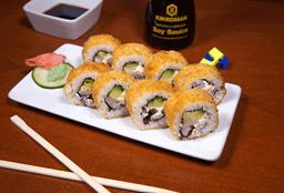 Ebi cheese tempura