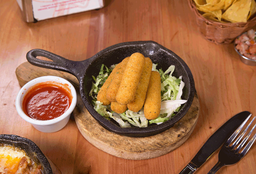 Mozzarella Sticks (6 uni)