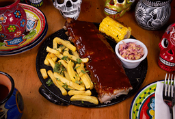 Baby Back Ribs Entera