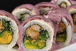 Pulpo al Olivo Roll