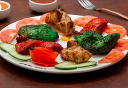 Hariyali Kebab