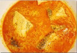 Curry de Pescado Goan