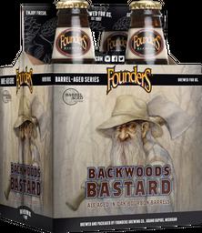 Backwoods Bastard 4pack 355mL