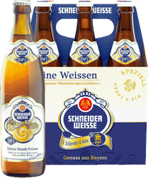 Tap 1 Helle Weisse Sixpack 500mL