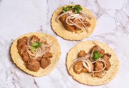Tacos de Cerdo al Pastor (3 un)