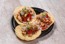 Tacos de Pollo (3 un)