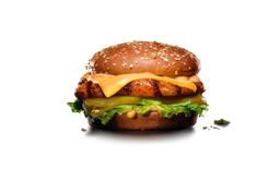 Santa Fé Chicken Sándwich