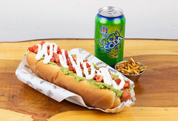 Promo Rappi: Hot Dog 30 cm Italiano + Bebida 350 cc