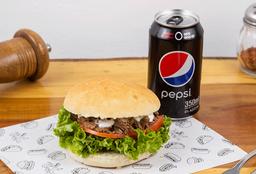 Promo Rappi: Sandwich de Plateada  + Pepsi