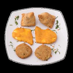 Mix Veg Snacks (Para 2 personas)
