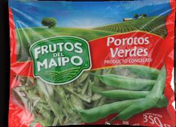 Porotos Verdes Francés Frutos Del Maipo, 350 G