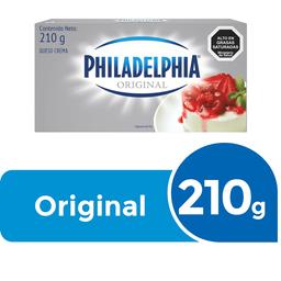 Queso Crema Philadelphia 210 Gr
