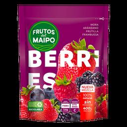 Mix De Berries Congelados