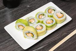 Avocado Roll Sake Tempura