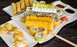 Promo Quiero Sushi: 50 Piezas