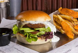 Skinny Burger 🌱