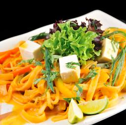 Pad Thai Verduras
