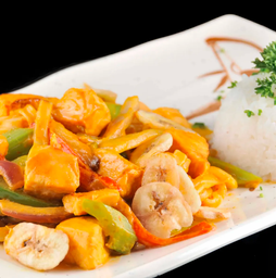 Salmón Thai