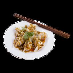 Dumpling de Szechuan