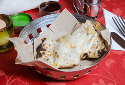 6.6: Cheese Naan