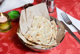 6.7: Garlic Naan