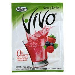 Jugos Vivo 7Grs, Berries