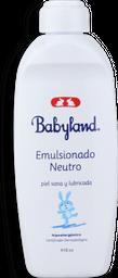 Aceite Emul Babyland 410Ml