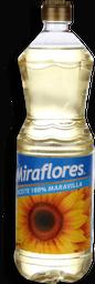Aceite Miraflores Girasol 1 L