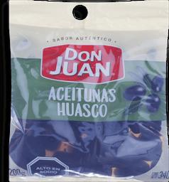 Aceituna Don Juan Huasco 200 Gr