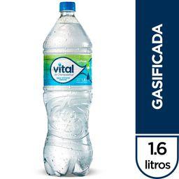 Agua Min Vital Con Gas Desechable1600ml