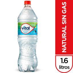 Agua Min Vital Sin Gas Des1.6Lt