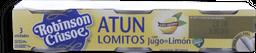 Atun Lomito Aceite Robinson crusoe 120 g