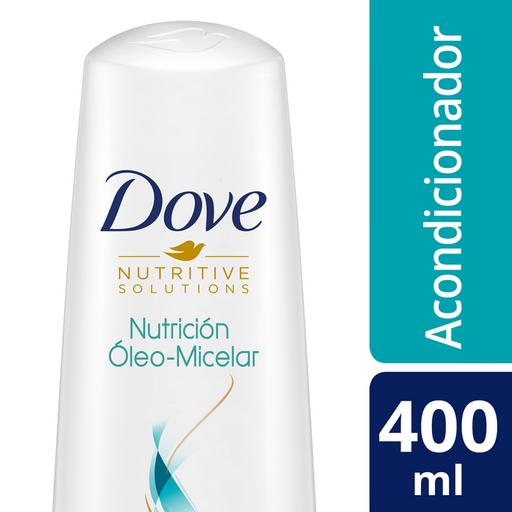 3x2 Dove Acondicionador Nutricion Oleo Micelar