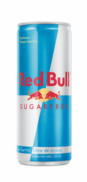 Beb Energ Red Bull Sugar Free 250Cc