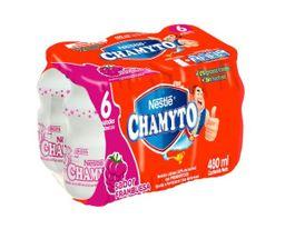 Chamyto Frambuesa Nestle 6 X 80 Ml