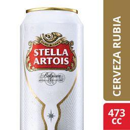 Stella Artois Cerveza Lata