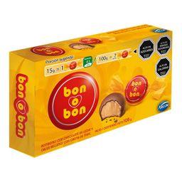 Chocolate Bon O Bon Lecha Caja 105 Grs