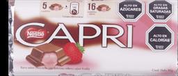 Chocolate Capri Frutilla Nestlé 90 g