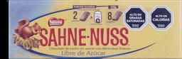 Chocolate Sahne Nuss 0% Azucar 100G