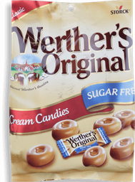 Classic Cream Candies Sugar Free 70 Grs
