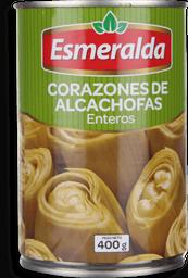 Esmeralda Corazones De Alcachofa