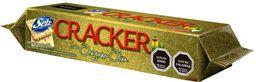 Cracker Galleta Oregano Oliva