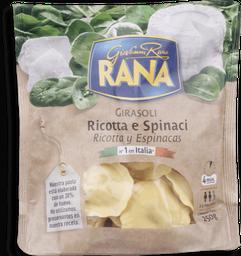 Rana Girasoli De Ricotta Y Espinaca