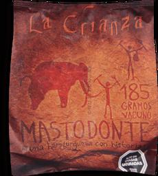 Hamb Vacuno Mastodonte 185 Gr La Crianza