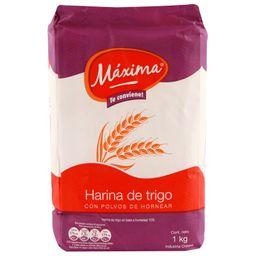 Harina Maxima Con Polvo 1 Kilo