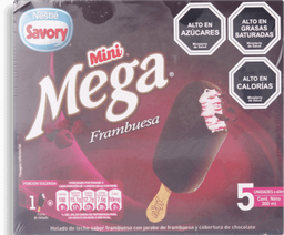 Hel Mini (5X60Ml), Mega Frambuesa