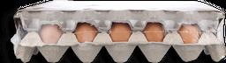 Huevo Santa Marta Grande Color, Cubeta 30 u