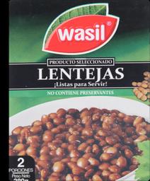 Lentejas Wasil 380 g
